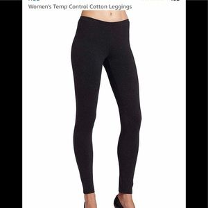 NWT 👌HUE Temp Control Cotton Legging - XL